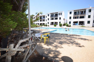 Apartment very close to the beach in Arenal d'ed Castell, Menorca