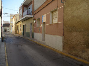 Townhouse in Rojales for complete refurbishment