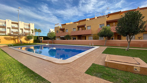 3 bedroom townhouse in Cabo Roig