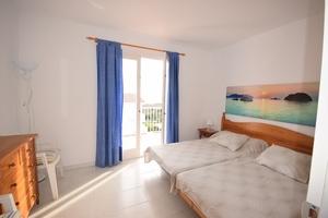 2 storey, 2 bedroom apartment in Son Parc, Menorca
