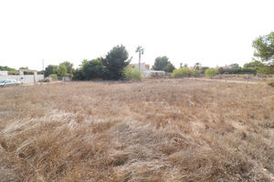Large rustic plot of land in Cabo Roig
