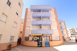 2 bedroom ground floor apartment in Campoamor