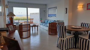 2 bedroom 2 bathroom apartment in Coves Noves in Menorca