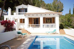 3 bedroom detached villa in Son Parc
