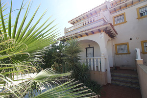 3 bedroom corner townhouse in Lomas De Cabo Roig
