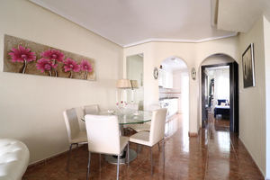 3 bedroom 2 bathroom duplex in Villamartin