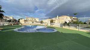 Renovated 3 bedroom townhouse in Playa Flamenca