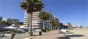 1 bedroom frontline apartment on the beach of Villajoyosa