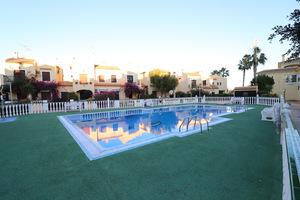 2 bedroom duplex in La Zenia, 500m from the beach