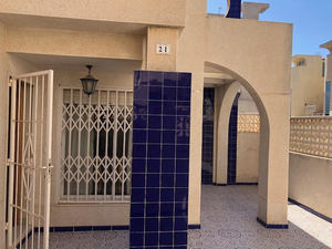 2 bedroom quad house in La Rosaleda