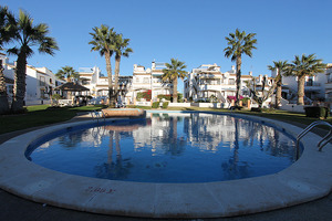 2 bedroom, 2 bathroom, groundfloor apartment in Los Dolses, Villamartin