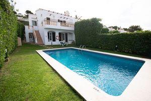 Beautiful, semi detached villa in Son Bou, Menorca