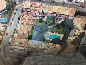 2 bedroom, 1 bathroom duplex apartment, La Rosaleda, Torrevieja