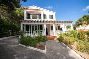 3 bedroom 3 bathroom detached villa with private pool in Son Parc, Menorca