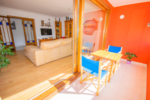 3 bedroom 2 bathroom apartment in Ferrerries, Menorca