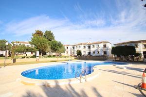 1 bedroom ground floor apartment / bungalow in Villamartin