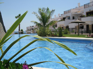 3 bedroom, 2 bathroom groundfloor bungalow, Azul Beach, La Mata