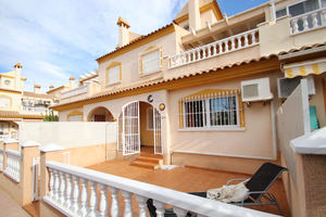 3 bedroom duplex in Playa Flamenca