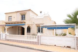 2 bedroom corner townhouse in Playa Flamenca