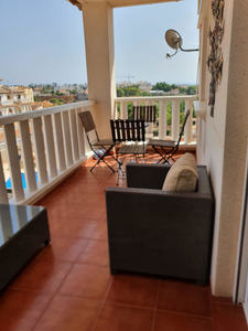 2 bedroom 1 bathroom penthouse in Lomas de Cabo Roig