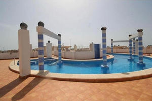 Penthouse studio in Torrevieja