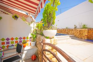 Ground floor flat in Es Mercadal