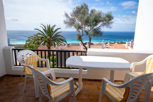 2 bedroom first floor apartment in Son Bou, Mencorca