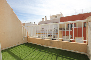 2 bedroom, 1 bathroom renovated penthouse in Torrevieja