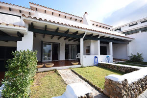 Spacious terraced house close to the beach of Arenal d'en Castell, Menorca