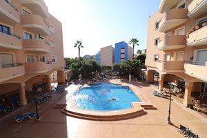 2 bedroom apartment in Agua Marina