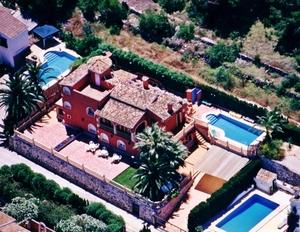 7 bedroom Villa for sale in Javea