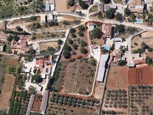 Plot for sale in Gata de Gorgos