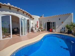 4 bedroom Villa for sale in Benitachell