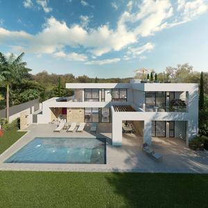 4 bedroom Villa for sale in Cala D'or