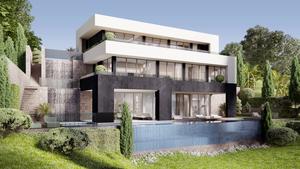 5 bedroom Villa for sale in Santa Ponca