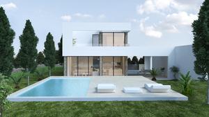 4 bedroom Villa for sale in Portocolom