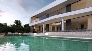 Cala Vinyes - Luxury villa with license in place