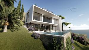 3 bedroom Villa for sale in Costa d'en Blanes