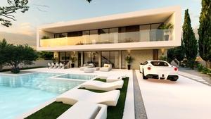 4 bedroom Villa for sale in Colonia de Sant Pere