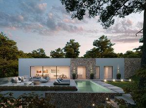 4 bedroom villa for sale, Costa de la Calma, Mallorca