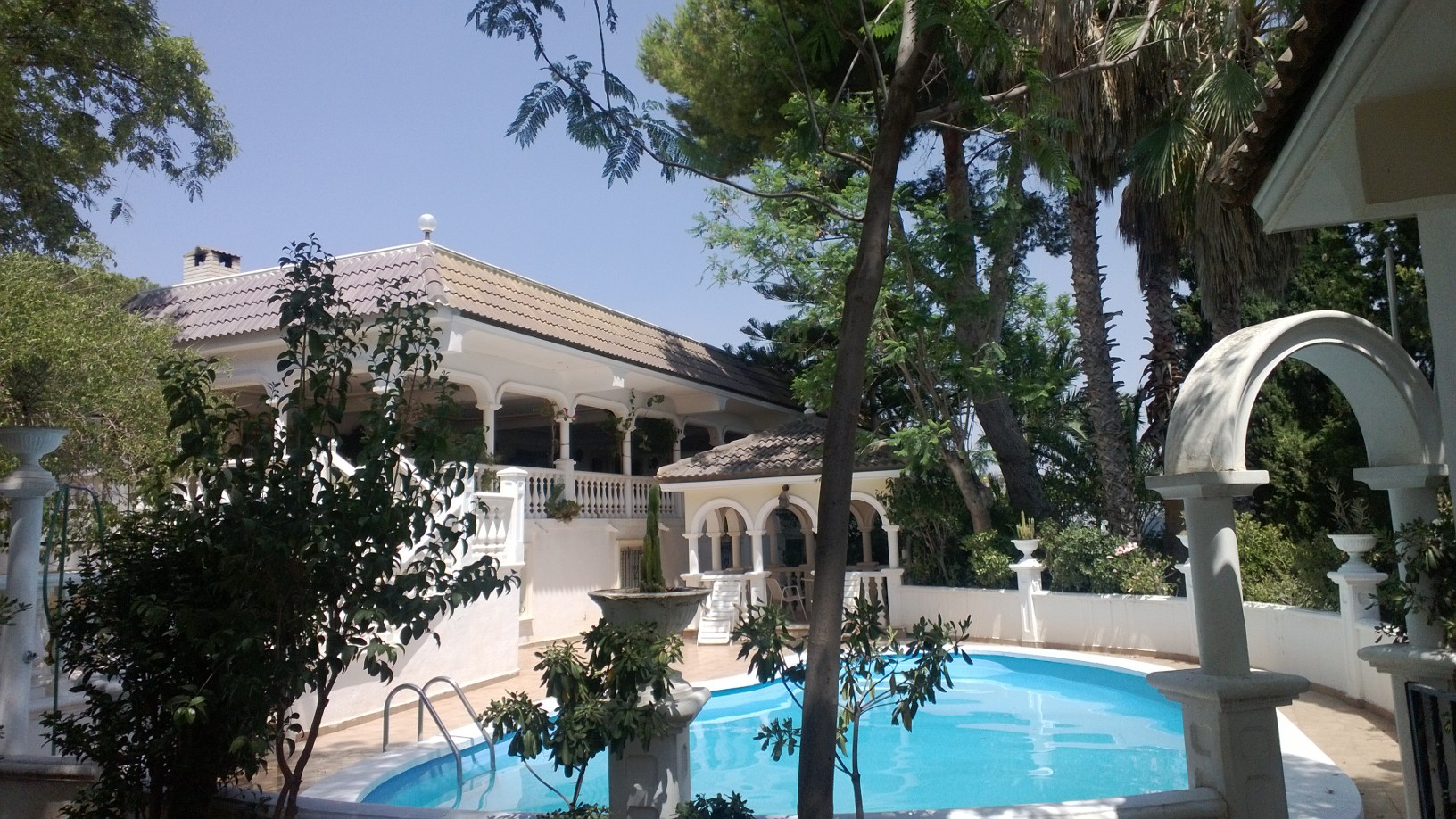 7 bedroom Villa for sale in Fortuna