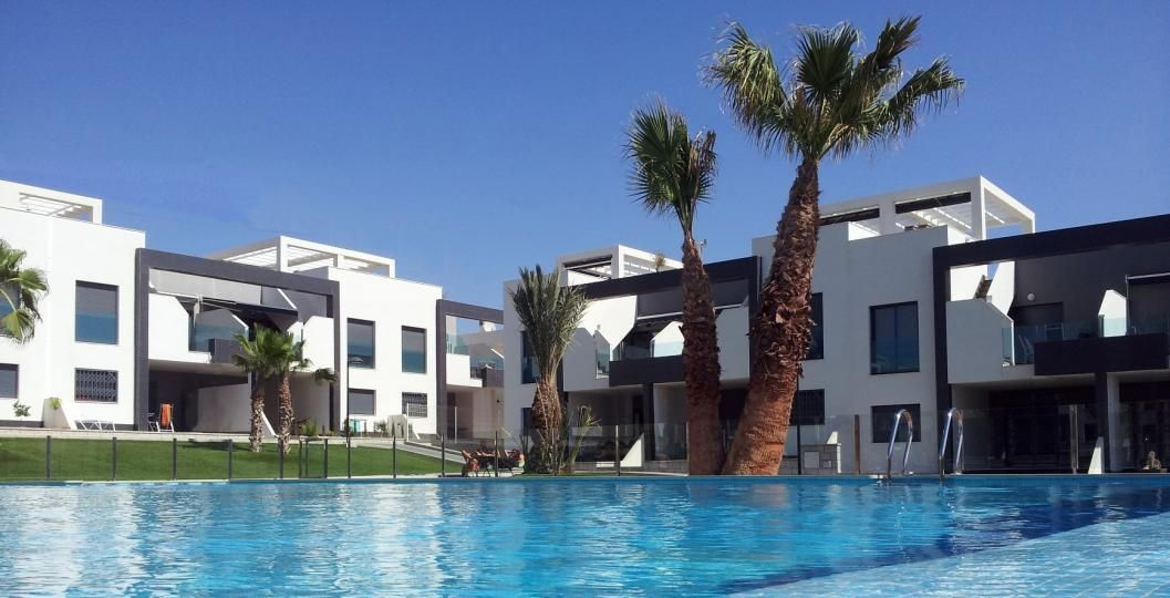 Modern Punta Prima Apartments For Sale
