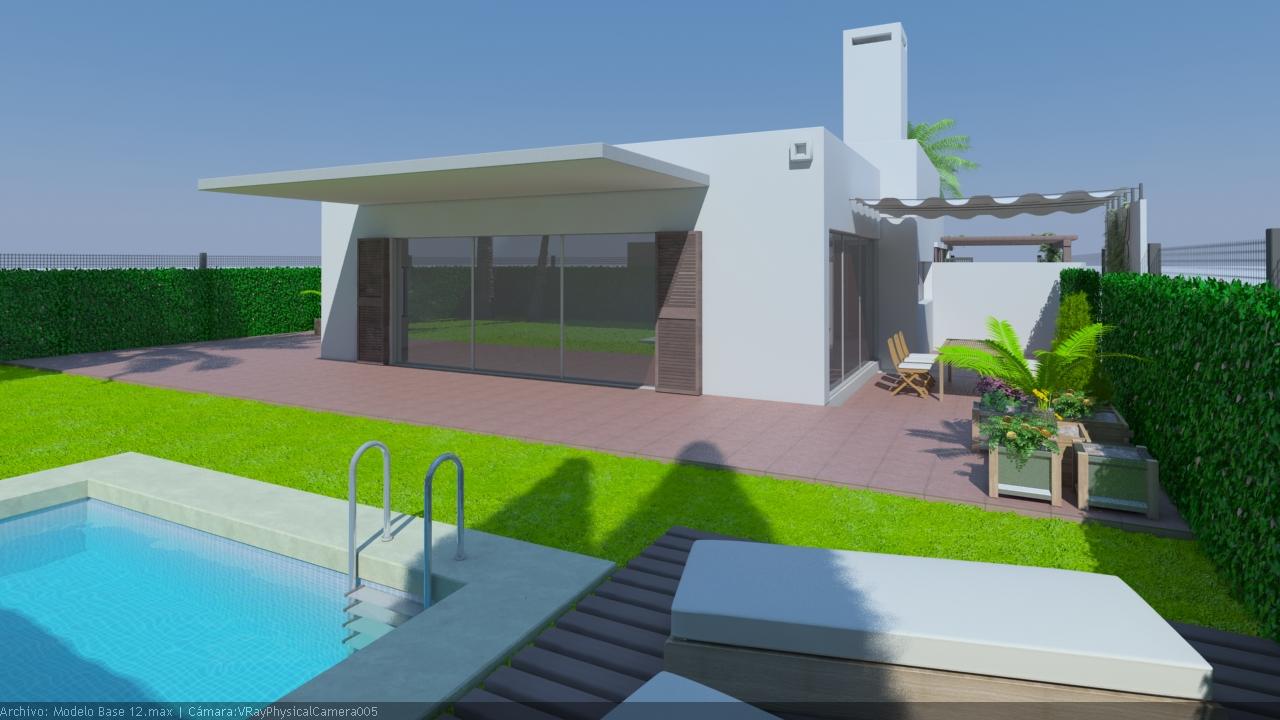 Modern Villa in Mar de Cristal