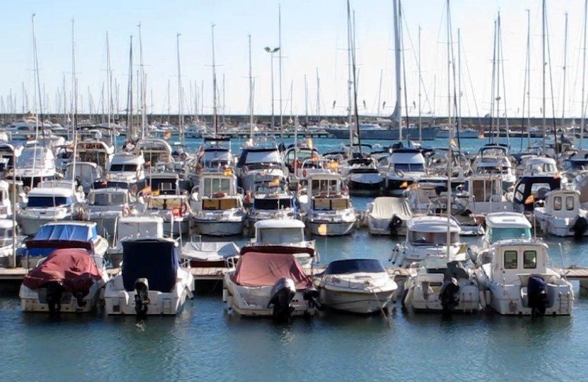 Torrevieja marina
