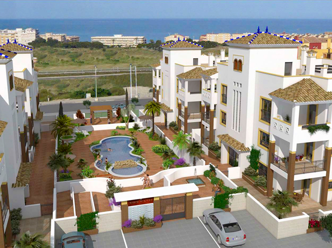 2 bedroom Apartment for sale in Guardamar del Segura