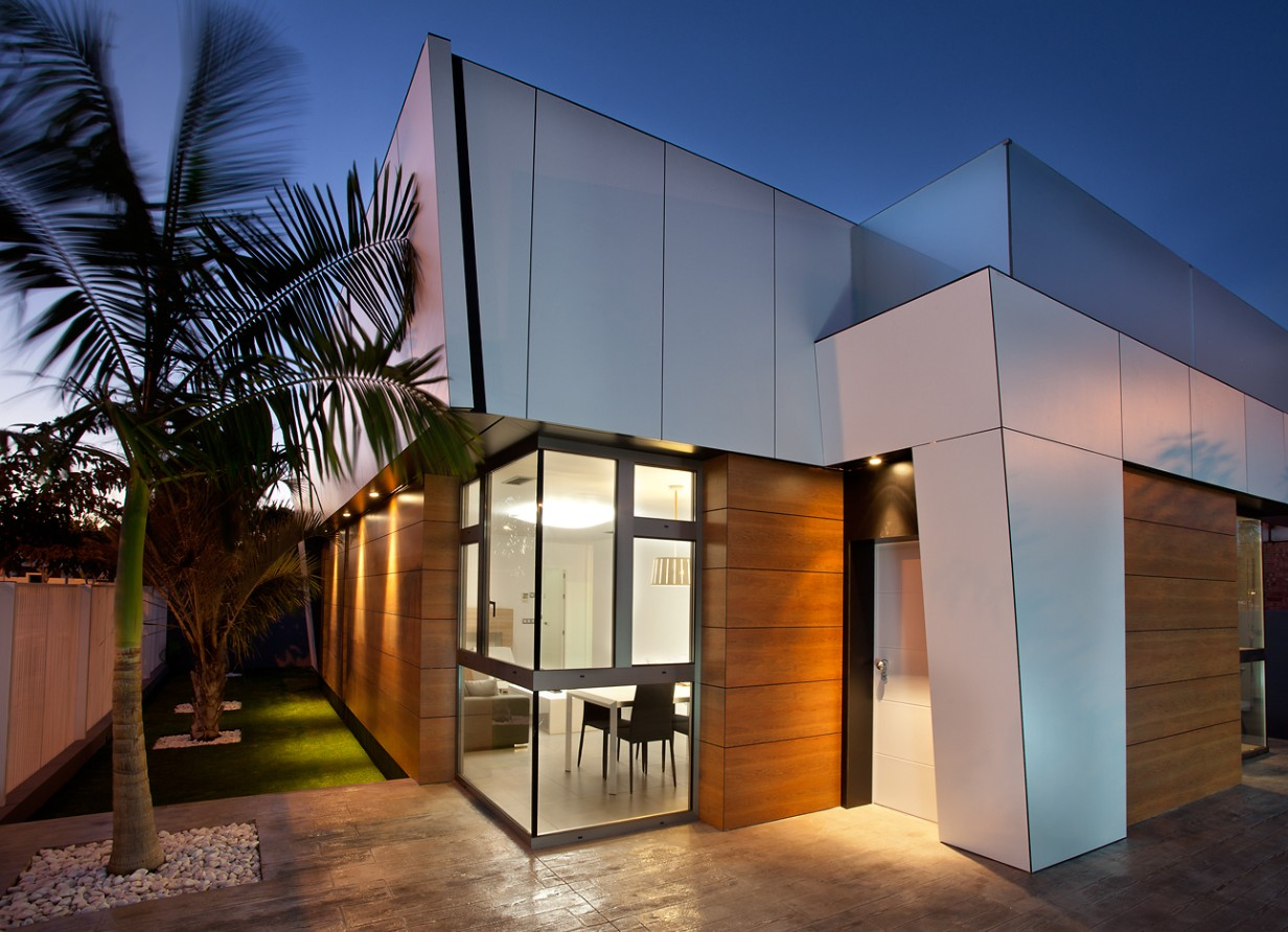 Modern villas for sale in torre de la horadada