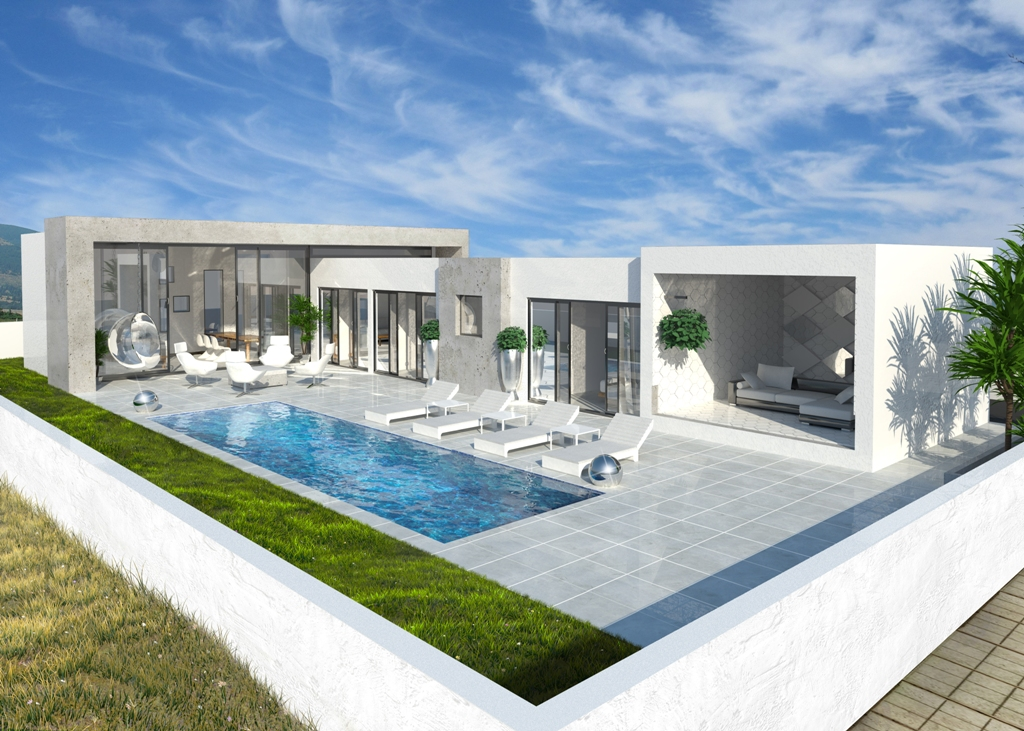 Modern Property for Sale in Spain