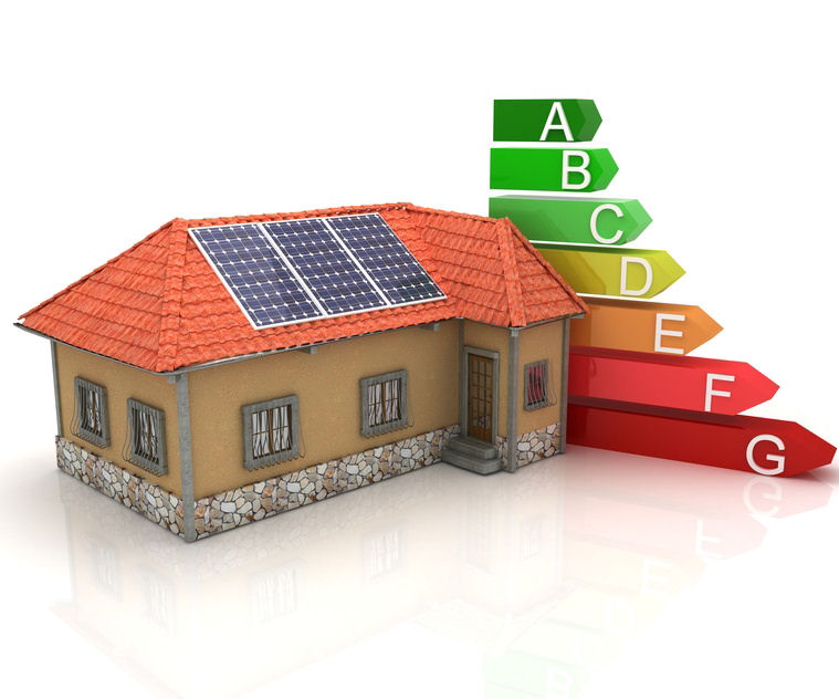 Energy Performance Certificate House