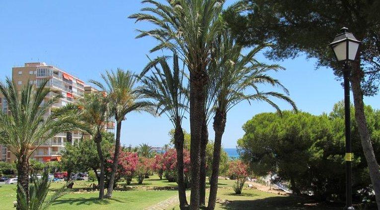 Beautiful resort of La Zenia
