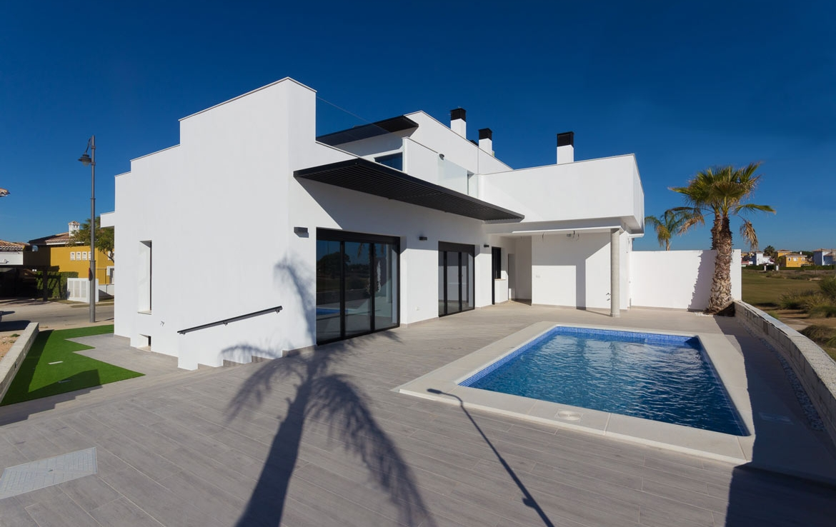 4 bedroom Villa for sale in Mar Menor Golf Resort
